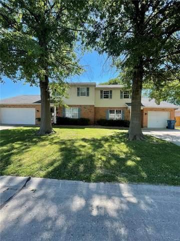 133 Twin Oaks, Shiloh, IL 62221 (#21042450) :: Century 21 Advantage