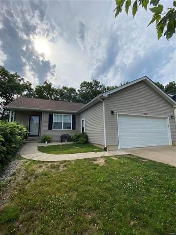 143 Hickory Valley Road, Saint Robert, MO 65584 (#21042455) :: Matt Smith Real Estate Group