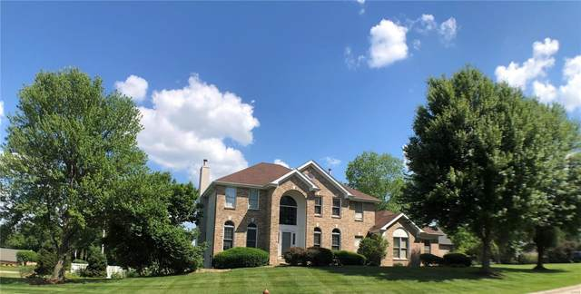 2034 Waters Edge, Lake St Louis, MO 63367 (#21042489) :: Jeremy Schneider Real Estate