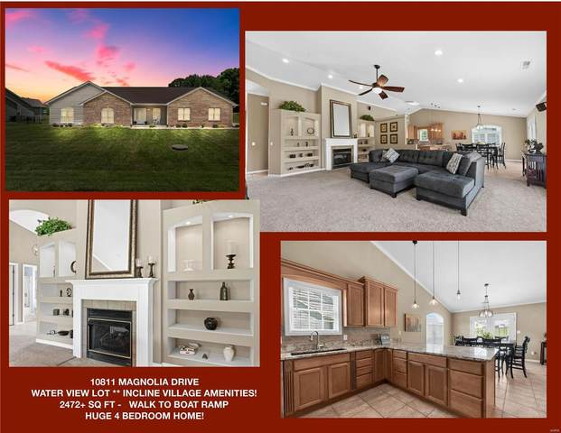 10811 Magnolia Dr  (Waterview Lot), Foristell, MO 63348 (#21042494) :: Jeremy Schneider Real Estate