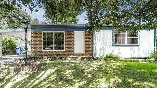 2818 Quenley, Saint Charles, MO 63301 (#21042504) :: St. Louis Finest Homes Realty Group