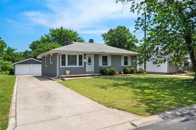 2510 Linden Place, Saint Charles, MO 63301 (#21042507) :: Matt Smith Real Estate Group