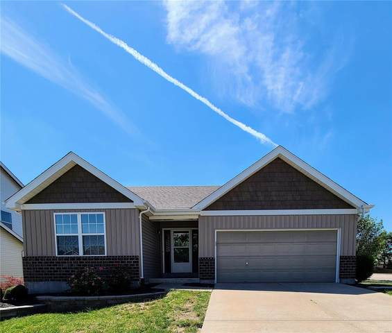 1951 Briarfield, Lake St Louis, MO 63367 (#21042512) :: Jeremy Schneider Real Estate