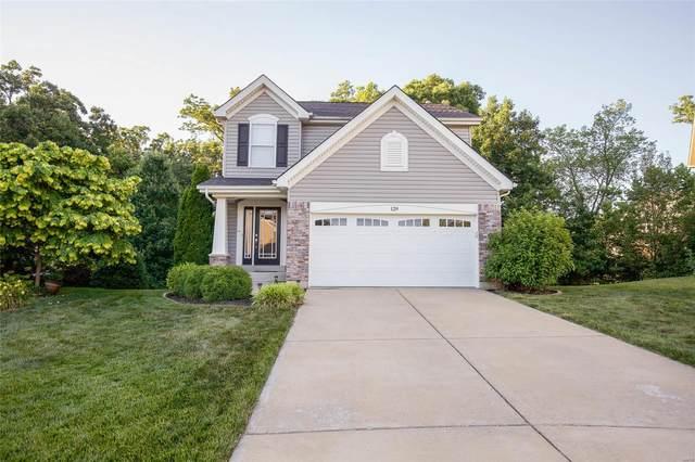 129 Sunset Villa Court, O'Fallon, MO 63366 (#21042547) :: The Becky O'Neill Power Home Selling Team