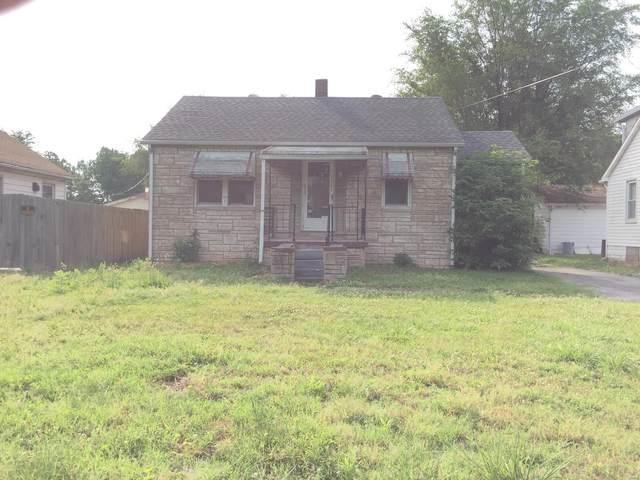 3304 Falling Springs Road, Cahokia, IL 62206 (#21042559) :: Fusion Realty, LLC