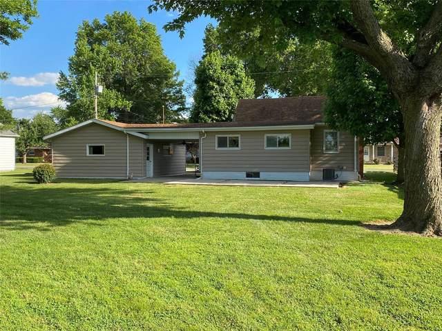 219 Phillips Street, STAUNTON, IL 62088 (#21042561) :: Reconnect Real Estate