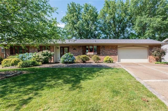 17 Normandy Drive, Lake St Louis, MO 63367 (#21042563) :: Matt Smith Real Estate Group