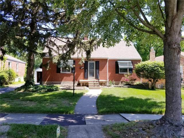 7407 Leadale Drive, St Louis, MO 63121 (#21042567) :: Reconnect Real Estate