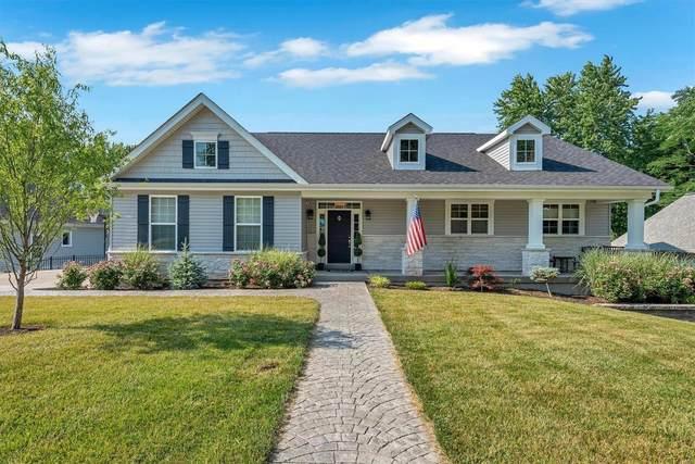12209 Roger Lane, St Louis, MO 63131 (#21042572) :: Jenna Davis Homes LLC