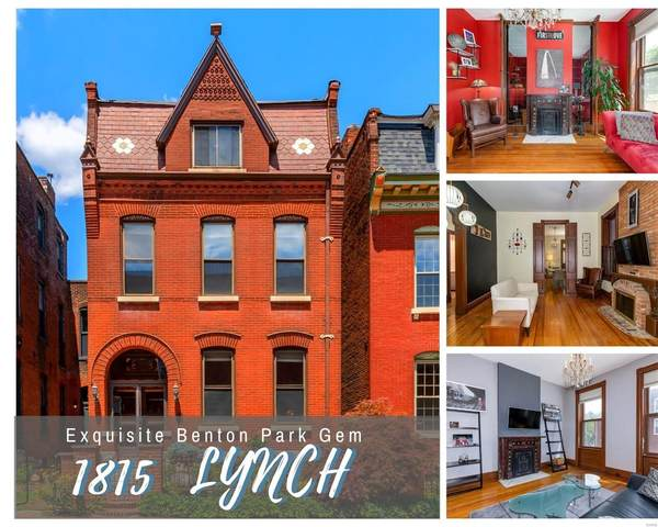 1815 Lynch, St Louis, MO 63118 (#21042573) :: Century 21 Advantage