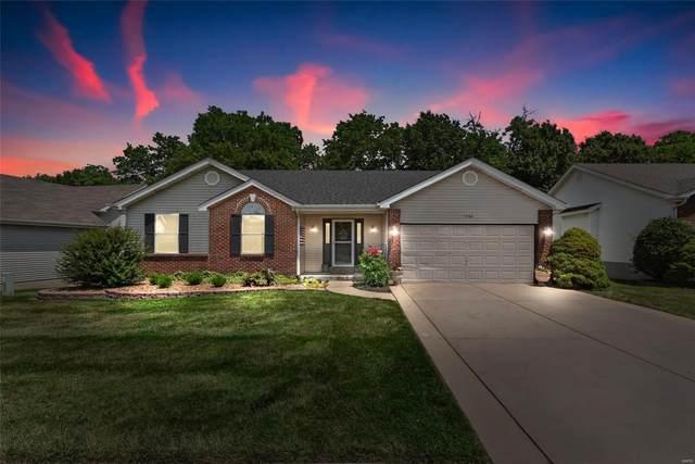 1246 Ashford Place Drive, O'Fallon, MO 63366 (#21042574) :: The Becky O'Neill Power Home Selling Team