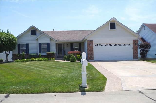 4 Wood Park Court, O'Fallon, MO 63368 (#21042575) :: The Becky O'Neill Power Home Selling Team