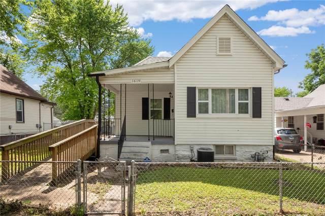 1619 Maple, Granite City, IL 62040 (#21042595) :: Reconnect Real Estate