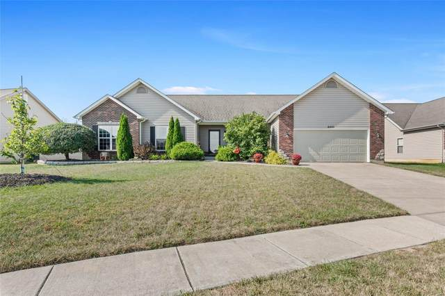 6001 Blake Thomas Drive, Wentzville, MO 63385 (#21042601) :: St. Louis Finest Homes Realty Group