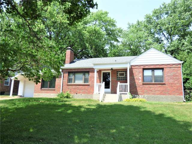 655 Cannonbury Drive, St Louis, MO 63119 (#21042610) :: Jenna Davis Homes LLC