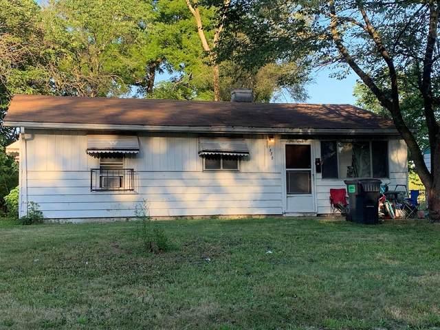 1072 Saint Margaret Drive, Cahokia, IL 62206 (#21042611) :: Fusion Realty, LLC