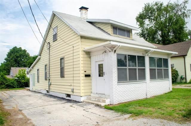 421 Scheel Street, Belleville, IL 62220 (#21042618) :: Fusion Realty, LLC