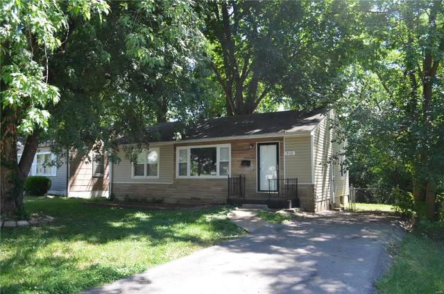 9112 Belcour, St Louis, MO 63121 (#21042639) :: Parson Realty Group