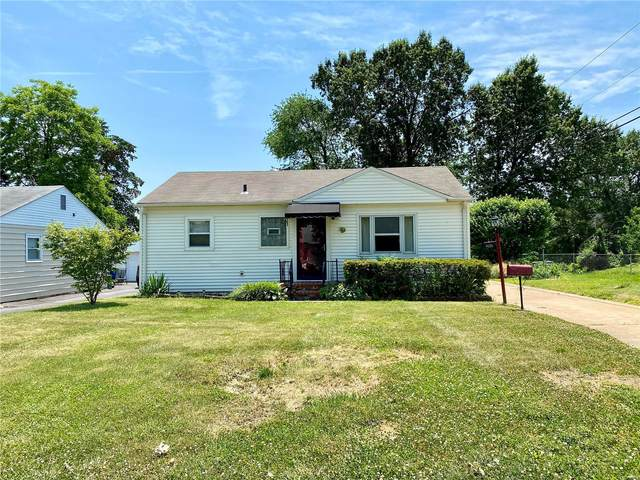 9686 Baltimore Avenue, St Louis, MO 63114 (#21042648) :: Kelly Hager Group   TdD Premier Real Estate