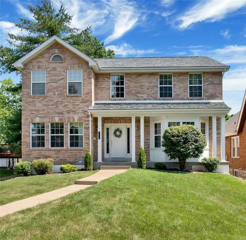 6543 Oleatha Avenue, St Louis, MO 63139 (#21042658) :: Matt Smith Real Estate Group