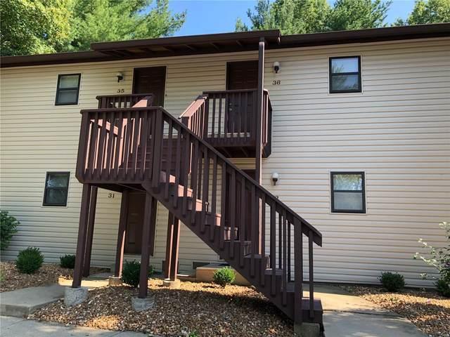 36 Pepperwood, Glen Carbon, IL 62034 (#21042671) :: Fusion Realty, LLC