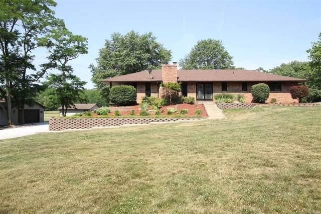 125 Pecan Lane, Belleville, IL 62223 (#21042691) :: Tarrant & Harman Real Estate and Auction Co.