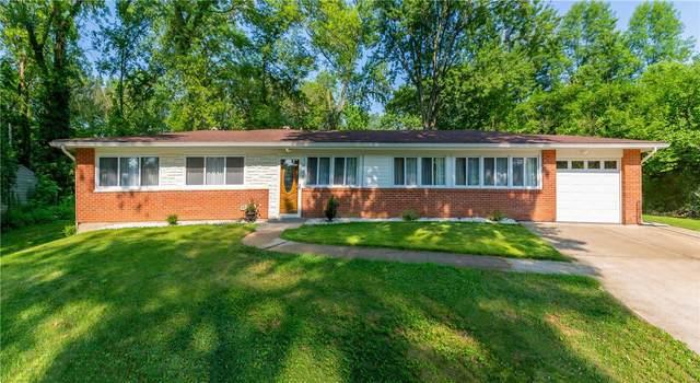 709 Elkington, St Louis, MO 63132 (#21042697) :: Parson Realty Group