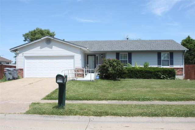 1058 Haven View Drive, O'Fallon, MO 63366 (#21042707) :: The Becky O'Neill Power Home Selling Team
