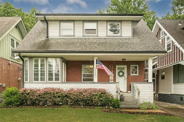 7024 Dale Avenue, St Louis, MO 63117 (#21042724) :: The Becky O'Neill Power Home Selling Team