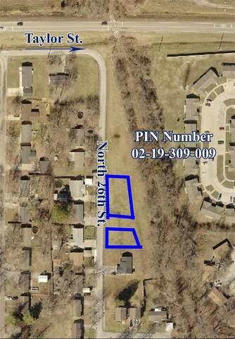 1 N 26th, HERRIN, IL 62948 (#21042738) :: Jenna Davis Homes LLC