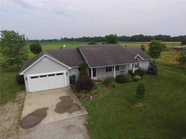 13018 Linden Grove, BREESE, IL 62230 (#21042754) :: Fusion Realty, LLC