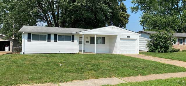1525 Tahoe Drive, Florissant, MO 63031 (#21042755) :: Krch Realty