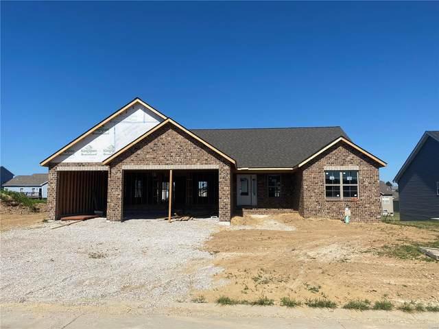 1217 Kirk Lane, Waterloo, IL 62298 (#21042766) :: Matt Smith Real Estate Group