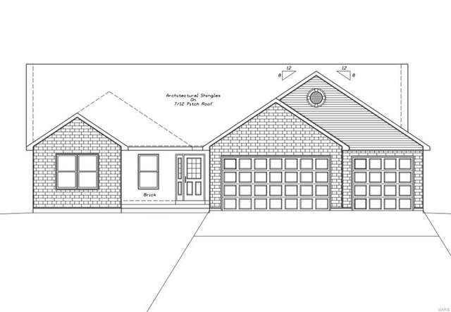 724 Prairie Place, Waterloo, IL 62298 (#21042771) :: Matt Smith Real Estate Group