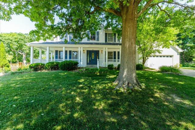 95 Mission Walk Court, Florissant, MO 63031 (#21042772) :: The Becky O'Neill Power Home Selling Team