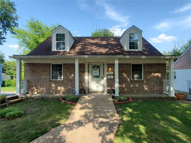 6656 Thurston Avenue, St Louis, MO 63134 (#21042777) :: The Becky O'Neill Power Home Selling Team