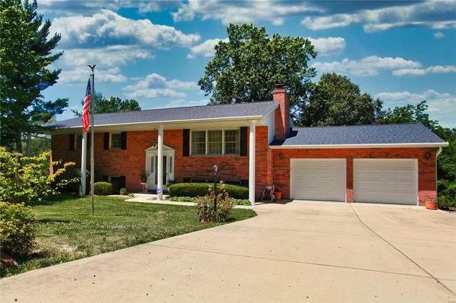 619 Mill Creek Farms, Troy, IL 62294 (#21042789) :: Clarity Street Realty