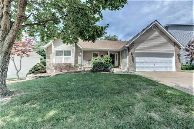 2007 Graystone Drive, Saint Charles, MO 63303 (#21042816) :: Kelly Hager Group   TdD Premier Real Estate
