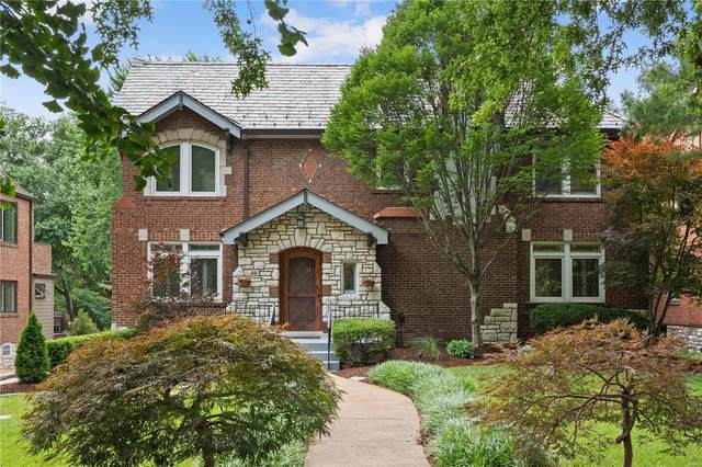 49 Ridgemoor Drive, Clayton, MO 63105 (#21042817) :: Reconnect Real Estate