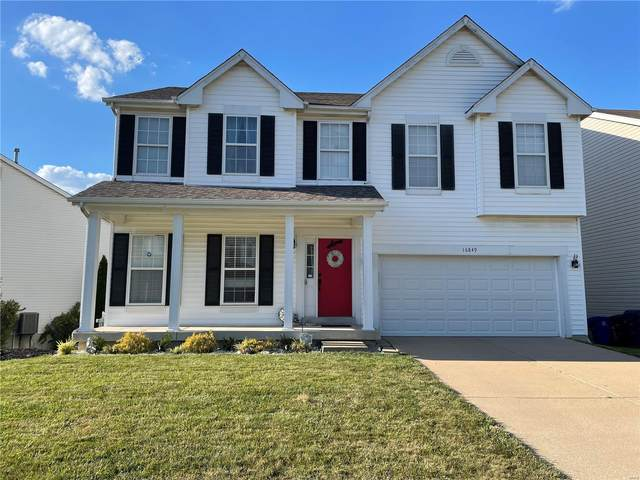 16849 Hickory Trails, Wildwood, MO 63011 (#21042822) :: Krch Realty