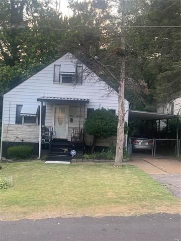 5453 Wilborn Drive, St Louis, MO 63136 (#21042828) :: Walker Real Estate Team
