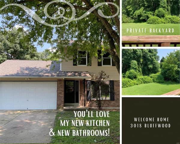 3018 Bluffwood, Saint Charles, MO 63301 (#21042844) :: Terry Gannon | Re/Max Results