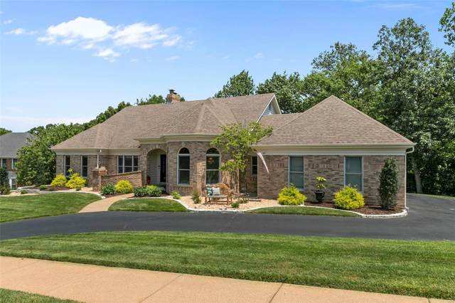 1508 Lace Bark Court, Wildwood, MO 63005 (#21042845) :: Parson Realty Group