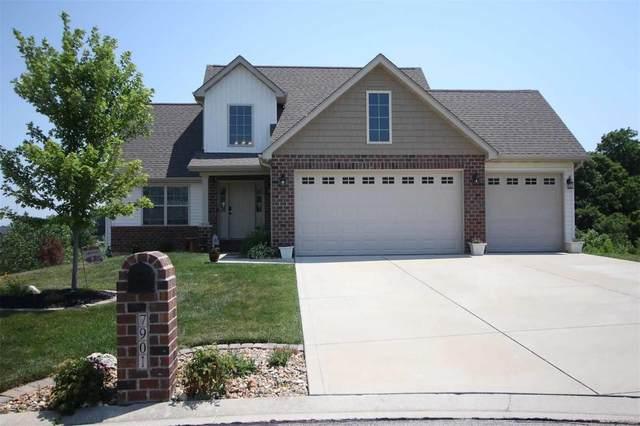 7901 Laurel Flats, Caseyville, IL 62232 (#21042846) :: Hartmann Realtors Inc.