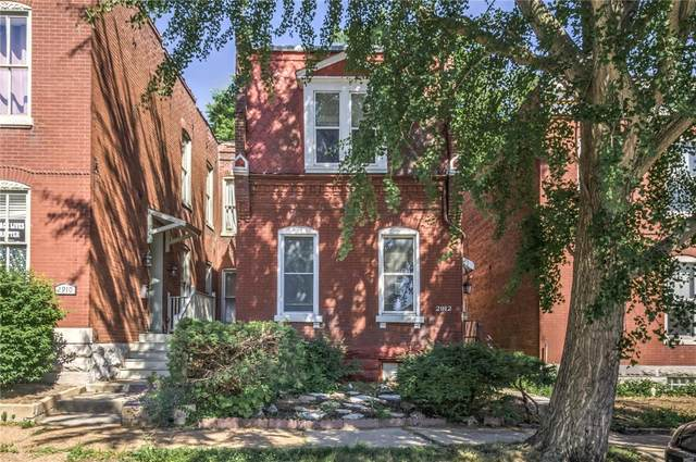 2912 Indiana Avenue, St Louis, MO 63118 (#21042856) :: Reconnect Real Estate