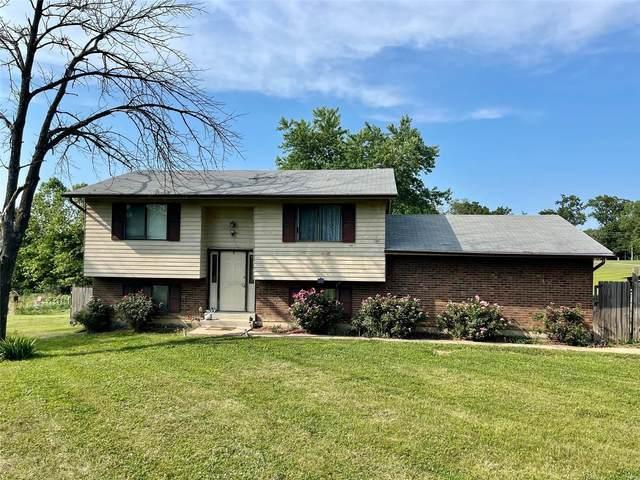 22400 S Stracks Church Road, Wright City, MO 63390 (#21042858) :: Jeremy Schneider Real Estate