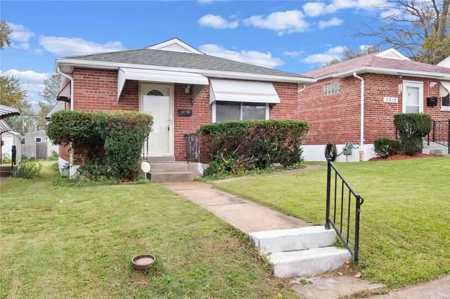 5208 Fyler Avenue, St Louis, MO 63139 (#21042873) :: Delhougne Realty Group