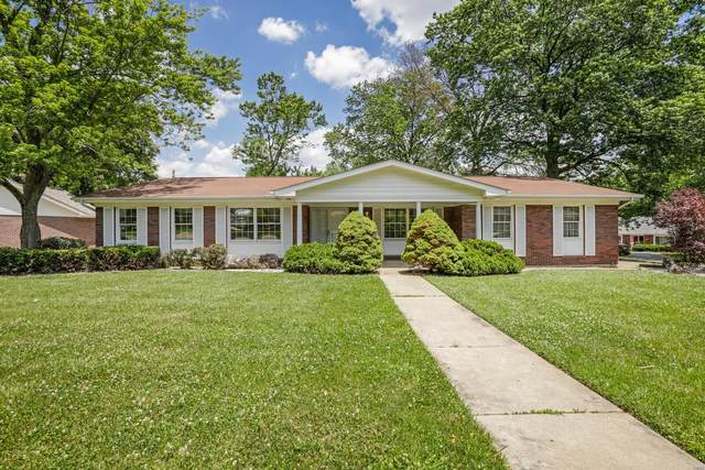 544 Monceau, St Louis, MO 63135 (#21042899) :: The Becky O'Neill Power Home Selling Team
