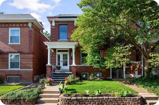 3917 Humphrey, St Louis, MO 63116 (#21042901) :: Reconnect Real Estate