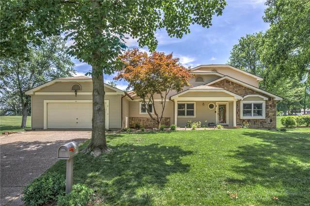 34 Champagne Drive, Lake St Louis, MO 63367 (#21042919) :: St. Louis Finest Homes Realty Group
